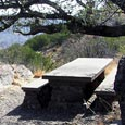 Skyline Drive Picnic Area View, Davis Mountains State Park, 2008