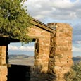 Skyline Drive North Lookout Shelter, Davis Mountains State Park, 2006