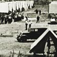 Tent Camp, Palo Duro Canyon State Park, c. 1936
