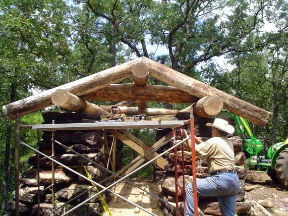 Tpwd Item Roof Restoration Scenic Overlook 2 Bastrop