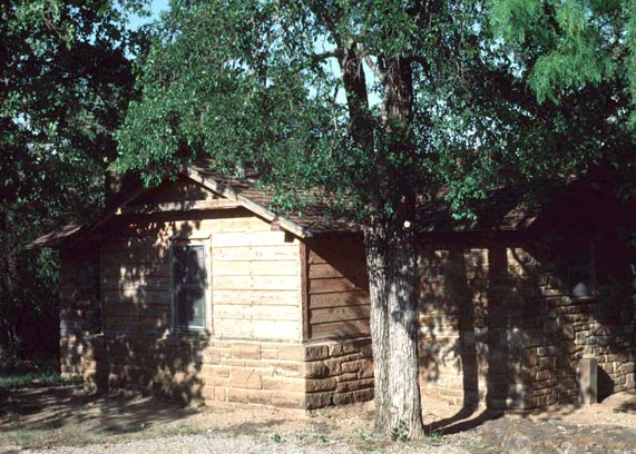 tpwd item cabin lake brownwood state park c 2003