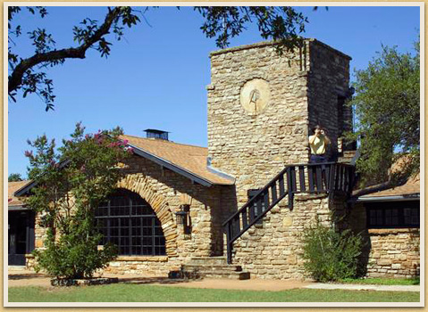 Combination Building, Lake Brownwood State Park, c. 1994