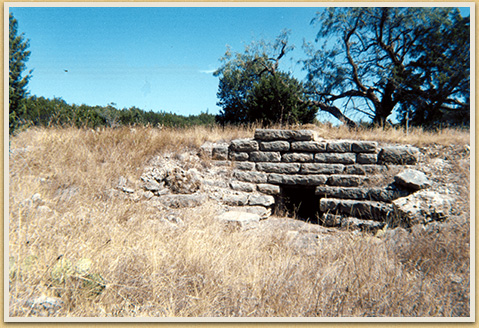 Culvert, Possum Kingdom State Park, 2000